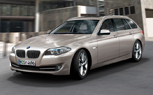 2011 BMW 5 Series Touring Announced for Europe