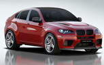 Vorsteiner Introduces BMW X6 M Tuning Package