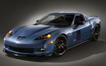 2011 Chevrolet Corvette Z06 Carbon Edition Celebrates 50 Years Since First Le Mans Race