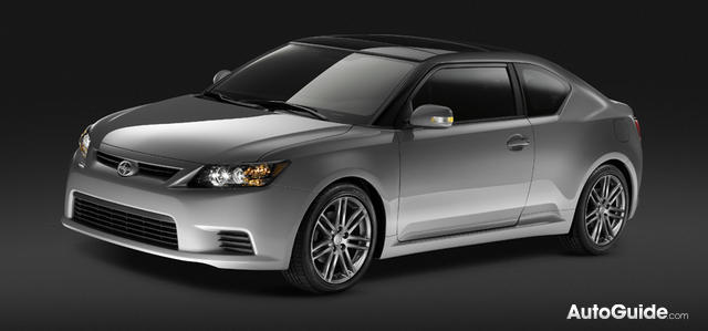 Report: Scion tC Convertible May Bow In 2012