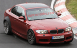 Spied: BMW 1 Series M (M1) Caught Testing on the Nürburgring [with Video]