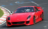 "Ferrari 599XX Sets New Nürburgring ""Record"" [With Video]"