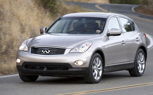 Rumors: Infiniti DX Crossover Planned on Upcoming Mercedes B-Class Platform
