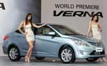 2011 Hyundai Accent Breaks Cover In Beijing With Attractive New Packaging