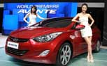 2011 Hyundai Elantra Debuts at Busan Auto Show in South Korea