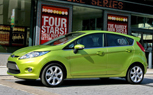 Ford Fiesta Overtakes VW Golf as Top Seller in Europe