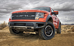 Ford's 6.2-Liter F-150 SVT Raptor Now On Sale, With 3,000 Orders Already Placed
