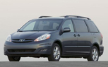 Recall Notice: Toyota Recalls 600,000 Sienna Minivans in Northern States