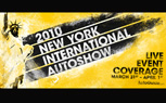 2010 New York Auto Show Coverage