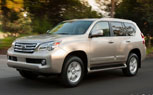 Recall Notice: Toyota Announces Lexus GX460 Recall to Update Stability Control Software