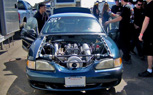 Mustang Drag Racer Opts for Toyota Supra Power