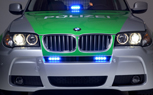 Bavarian Police Test BMW X3 for Active Duty