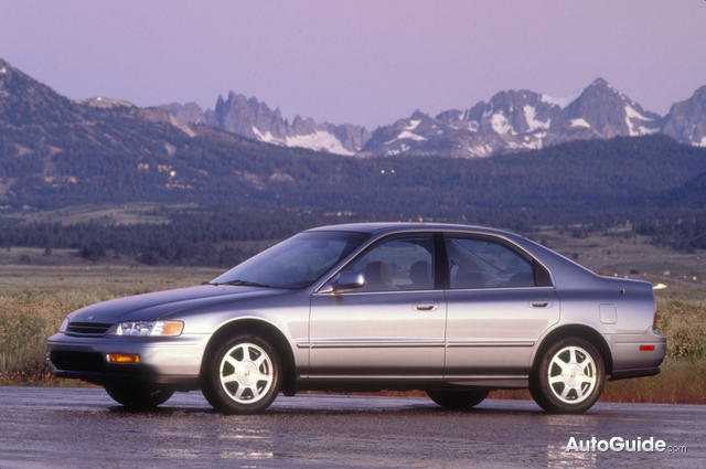 1994 Honda Accord EX Sedan