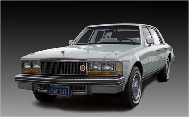 Hershey Car Show >> Betty White's 1977 Cadillac Seville Caged in Antiques Museum » AutoGuide.com News