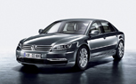2011 Volkswagen Phaeton Revealed Ahead of Beijing Auto Show Debut