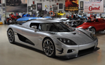 Jay Leno Picks Up A Koenigsegg Trevita