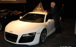 New York 2010: Audi R8 V10 Wins 2010 World Performance Car Award