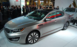 New York 2010: 2011 Kia Optima Unveiled With Powerful, Efficient 4-Cyl and 4-Cyl Turbo Engines