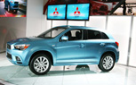 New York 2010: Mitsubishi Outlander Sport Debuts With High Expectations
