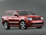 Report: New Jeep Grand Cherokee SRT8 To Debut In 2012, Targeting BMW X5 M Performance