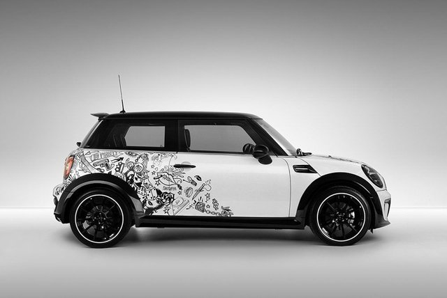 MINI by SIMACHEV & TOPCAR - 1000 - 12.04-12