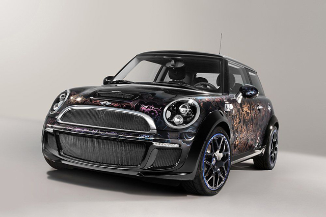 MINI by SIMACHEV & TOPCAR - 1000 - 12.04-16