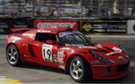 McQuarrie takes World Challenge Win at Long Beach in Lotus Exige 240 S