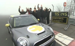 MINI E Laps the Nürburgring – Slowly