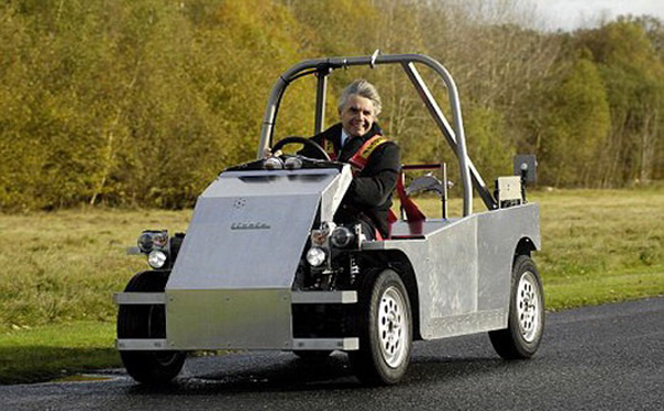 Gordon Murray's T25 City Car Spied In England