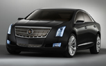 Cadillac XTS Concept Shown at Beijing Auto Show: With New Photos