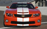 Chevy to Offer Camaro Indy 500 Pace Car Replicas for Retail Sales