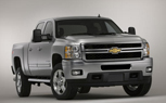 2011 Chevrolet Silverado HD Priced from $27,965; Duramax Diesel from $36,360