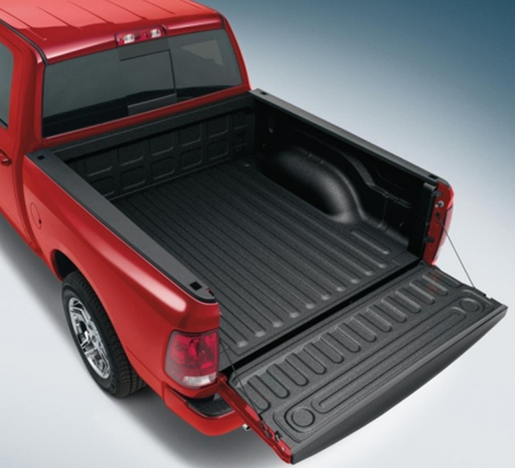Ram Brand Offers Factory Spray-on Bed Liner for Pickups ...
