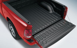 Ram Brand Offers Factory Spray-on Bed Liner for Pickups