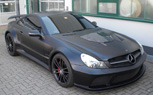 Brabus Vanish: A One-Off, 800-Horsepower Mercedes SL65 AMG Black Series