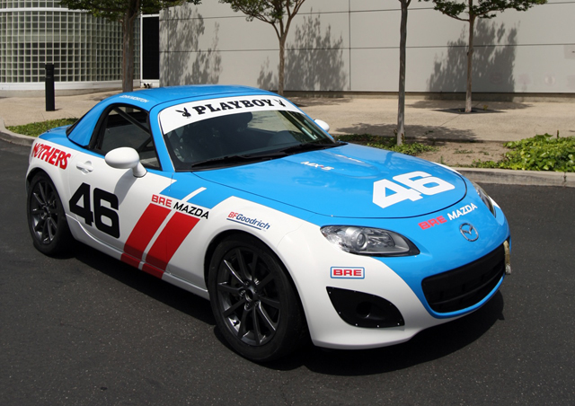 Bre Mazda Mx 5 To Make Its Debut At Road Atlanta