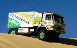 Report: Police Seize Fake Dakar Rally Truck Loaded with Cocaine