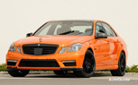 AMG Performance Studio Builds Orange and Black Mercedes-Benz E63 AMG