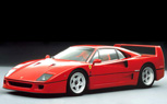 Concorso Italiano to Host Ferrari F40 Reunion