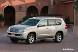Lexus Resumes Sales Of GX460, Soccer Moms Denied Opposite Lock Hoonage