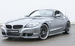 Hamann Z4 Adds Looks, Power, Same Old Wheels