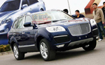 China's Huatai B35 SUV Combines Porsche, Bentley, Audi and Who Knows What Else