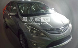 Next-Gen Hyundai Accent Fully Revealed in Latest Spy Photos