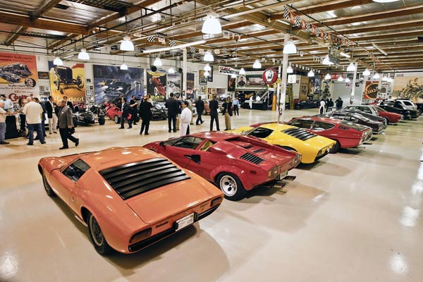 Win a Tour of Jay Leno's Garage! » AutoGuide.com News