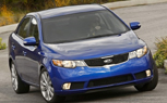 Kia Forte Announced as 2010 Top Safety Pick by IIHS
