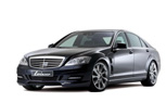 Facelifted Mercedes-Benz S-Class Refined by Lorinser