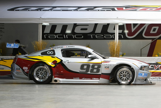 Build Your Own Ford >> Ford Mustang to Enter FIA GT3 European Championship ...
