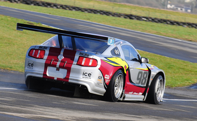 Build Honda Accord >> Ford Mustang to Enter FIA GT3 European Championship