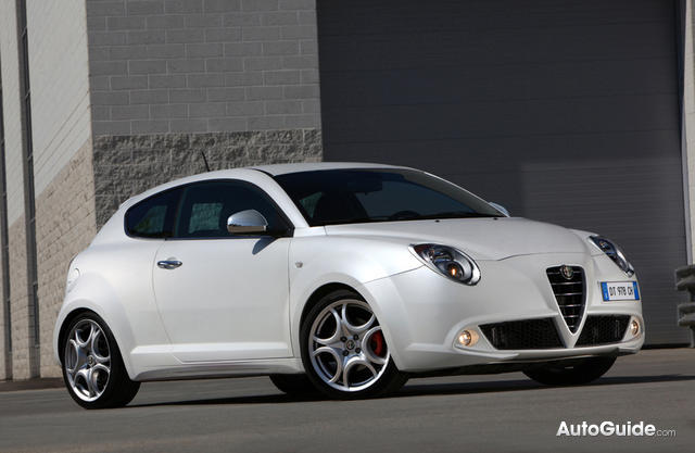 Alfa Romeo To Spearhead North American Return With SUV, Convertible