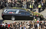 Polish President's Final Ride a Stylish One in Maserati Quatrroporte Hearse